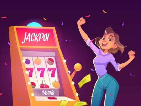 Slots are fun. And here is why!