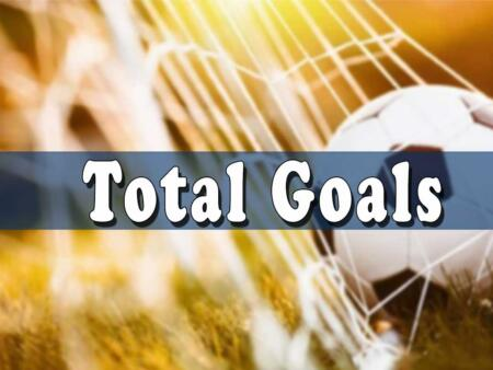 Total Goals bet explained and free daily tips