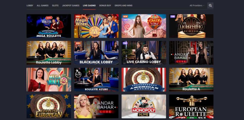 Joo Live casino