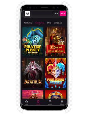 PlayGrand mobile casino app